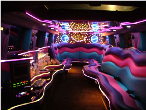 Limo Cars For Hire Mansfield